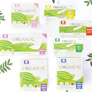 organyc bio monatshygiene