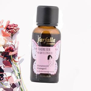 Massageöl Farfalla