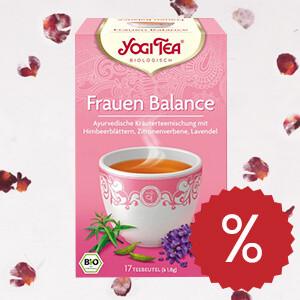 Frauen Balance Tee