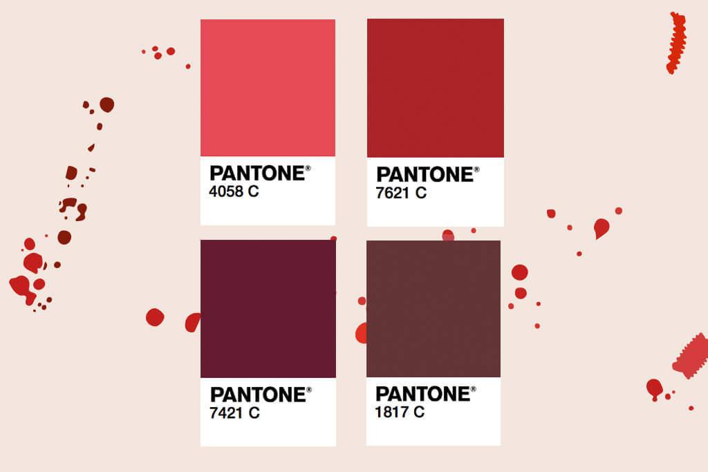 farbe menstruationsblut bedeutung