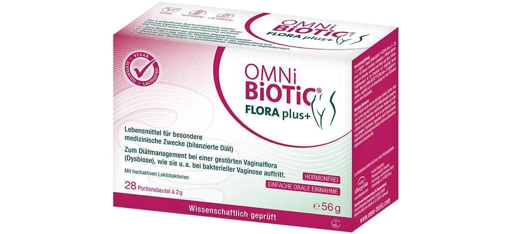 Omni Biotic Flora Plus