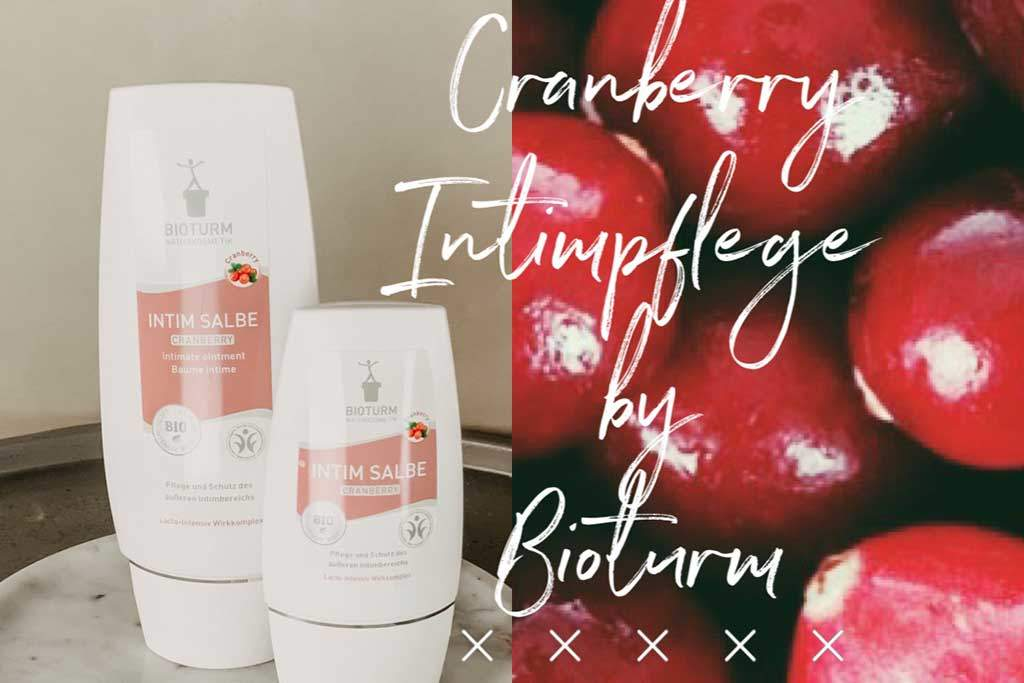 bioturm crandberry intim salbe