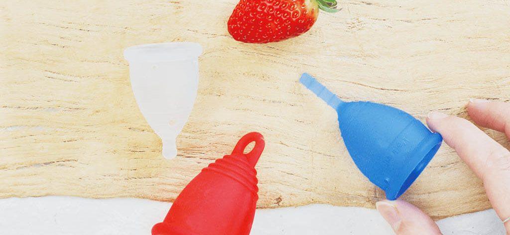 menstruationstassen auswählen erdbeerwoche